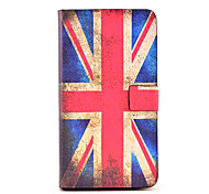 Retro UK National Flag Pattern Leather Full Body Case with Stand for Samsung Galaxy Note3 N9000