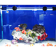 19CM Energy—saving Superbright LED Aquarium Light Fishbowl Diving Lights(Assorted Color)