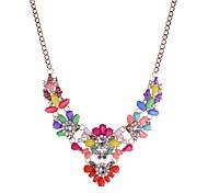 Fashion Shourouk Stone Set Necklace