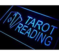 Tarot Reading Services Neon Light Sign