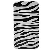 The Zebra Hard Skin Case for iPhone 4/4s