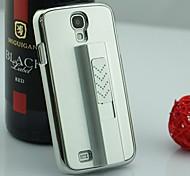 JOYLAND Briquet Métal Design Couverture Retour spécial pour Samsung i9500 S4 (couleurs assorties)