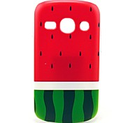 Watermeloen patroon harde Case voor Samsung Galaxy Fame S6810/S6818