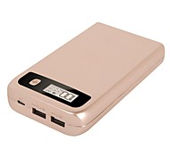 Universal PCB818 10000mAh High-Capacity External Power Battery Charger for iPad, iPhone and Others