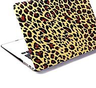 """Leopard Muster Muster Kunststoff-Schutzhülle Hartschale MacBook Air 13 """""""