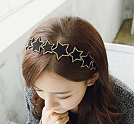 1 Pcs Head Band In Stars Design