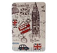 London Big Ben and Red Bus Case with Stand for iPad mini 3, iPad mini 2, iPad mini