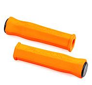 FJQXZ 120MM Cycling Orange Sponge Handlebar Grip