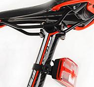Acacia 70 * 40 * 25 mm Mluti-color del LED Luces traseras para bicicletas