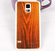 Beautiful Wood Pattern PC Back Case for Samsung Galaxy Note 4
