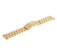 Men's 20mm Stainless Steel Watch Band