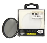 NISI 52mm PRO CPL Ultra Thin Circular Polarizer Lens Filter
