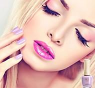 Français FCC Girl ® 17ml de vernis à ongles de couleurs douces La Rencontre Rose Violet naturel de bonne qualité à bas prix à ongles