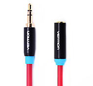 3.5mm Male to Female Audio Cable 2M 6.56FT