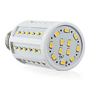 E26/E27 10 W 60 SMD 5730 700 LM Cool White T Corn Bulbs AC 220-240 V