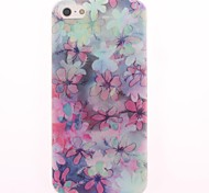 Blooming Flower Design Soft Case for iPhone 5/5S