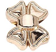 alliage bowknot bricolage charme des pendants d'oreille&collier (5 pièces par paquet)