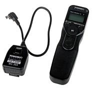 yongnuo mc-36r 2.4ghz n3 temporizador controlador remoto inalámbrico + receptor para la serie d90/d600/d3000 nikon