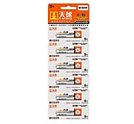 TMMQ AA 1.5V High Capacity Mercury-free Batteries (6pcs)