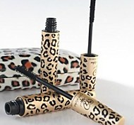 2pcs impermeáveis profissionais alongamento grosso naturais leopardo mascara