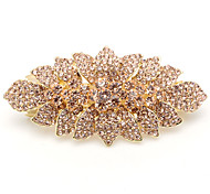 Stylish Crystal Hair Clip(Accorted Colors)