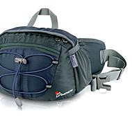 MOUNTAINTOP 8L Terylene Royal Blue Outdoor Breathbale Cycling Waist Bag Chest Bag