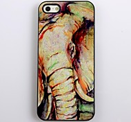 Colorful Elephant modello rigido di alluminio per iPhone 4/4S