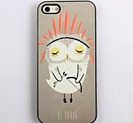 Owl Be Hard Case di Brave design in alluminio per iPhone 5/5S