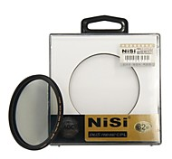 NISI 62mm PRO MC CPL Multi Coated Circular Polarizer Lens Filter