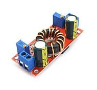10a convertidor cc buck 4 ~ 30v a 1,2 ~ 30v alimentación del regulador de voltaje ajustable
