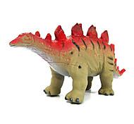 ação de borracha modelo de dinossauro estegossauro figuras de brinquedo