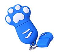 De AJINQIS Cute Cat Paw USB Flash Drive de 8GB