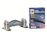 3D Sydney Harbour Bridge Model Magic Puzzles for Children and Adult Educational Toys(33PCS)