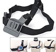 vina® peito frente alça de ombro cinta elástica para GoPro Hero 3 + / 3 hd / aee SD20 / sd21 / sj4000