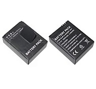 1050mAh Battery for Gopro Hero 3+/3