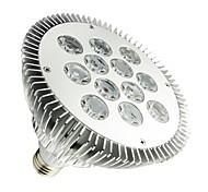 Luces PAR Regulable LOHAS PAR38 E26/E27 12 W 12 LED de Alta Potencia 1130-1180 LM Blanco Fresco AC 100-240 V