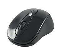 Mini Size Silent Click 2.4G Wireless Optical Mouse 4 Keys 1600DPI