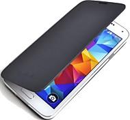 VORMOR® Solid Color Flip Folio PU Cover Case For Samsung Galaxy S5 I9600 (Assorted Colors)