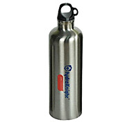 HYDRAKNIGHT 550ML Silver Stainless Warm Keeping Cycling Water Bottle