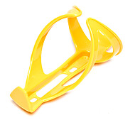 Mountainpeak High Quality PC Yellow Bike Water Bottle Cage