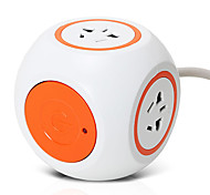 CHNT NEA3-414 Creative Spherical Power Strips for Family (3m)