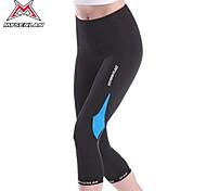 MYSENLAN Bicicletta/Ciclismo 3/4 Collant/Corsari / Pantaloni Per donnaTraspirante / Traspirabilità alta (> 15001 g) / Resistente ai raggi