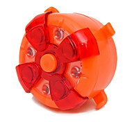 Mountainpeak Apple-shaped Rotating Orange PP Taillight