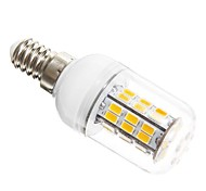 Bombillas LED de Mazorca T E14 8W 42 SMD 5730 1200 LM Blanco Cálido AC 12 V