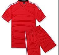 мужские красные футбольные майки