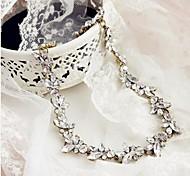 Women's Fashion  Circle   Necklace