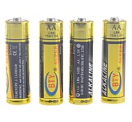15A 1.5V batterie AA (4PCS)