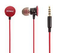 Somic MH410i Audio In-ear Earphone For Mobile