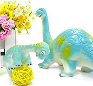 2 Pack Brachiosaurus Dinosaur Suit Rubber Action Figures Model Toys