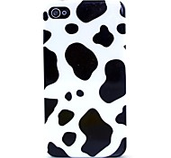 Cow Stripe Pattern Hard Case for iPhone 4/4S